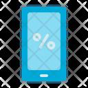 Smartphone Cyber Monday Icon