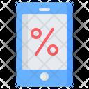 Smartphone Mobile Phone Sale Icon