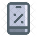 Discount Ecommerce Online Icon