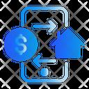 Property Transaction Money Icon