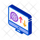 Online Discs Viewing Icon