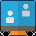 Social Collaboration Corporate Icon