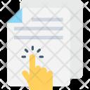 Online Docs Document Icon