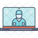 Online Doctor Online Doctor Icon