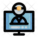 Doctor Desktop Desktop Health Icon