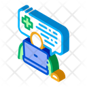 Online Doctor Appointment Icon