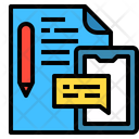 Online Document File Document Icon