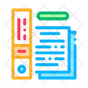 Online Document Documentation Report Icon