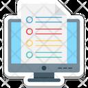 Online Documents Docs Storage Icon