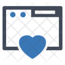 Online Donation Charity Icon