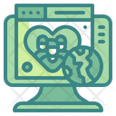 Online Donation Icon