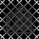 Linear Icon Order Icon