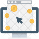 Online Earning Icon