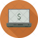 Online Earning Dollar Icon