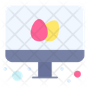 Online Easter Day Desktop Computer Tradition Icon