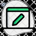 Online Edit Icon