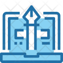 Online Editor Digital Icon