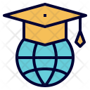 Online Education Degree Icon