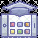 Online Education Educational App E Education Icon