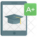 Online Education Online Study Elearning Icon