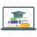 Online Education Virtual Education Distance Learning Icon