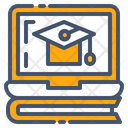 Book Education Elearning Icon