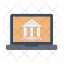 Online Education Learning Icon