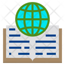 Knowledge Book Reading Icon
