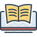 Online Education Online Education Icon
