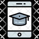 Ebook Elearning Online Icon