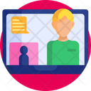 Education Online Education Distance Learning Icon