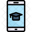 Online Education App Icon