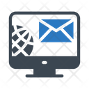 Global Message Email Icon