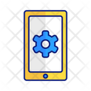 Mobile Engineering Online Engineering Online Learning Icon
