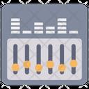 Online Equalizer Online Sound Adjuster Audio Equalizer Icon