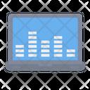 Online Equalizer Online Audio Setting Online Sound Adjuster Icon