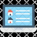 Online Estate Icon