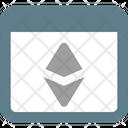 Online Ethereum Icon