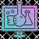 Lab Laboratory Chemistry Icon