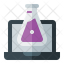 Laboratory Research Science Icon