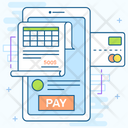 Card Payment Digital Payment Mobile Payment Icon