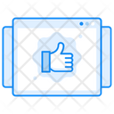 Online Feedback Icon