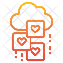 Feedback Rating Heart Icon