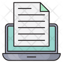 File Online Education Icon