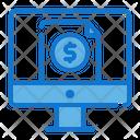 File Bank Coin Icon