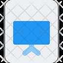 Online File Presentation File Icon