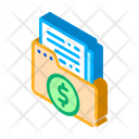 Finance Files It Icon