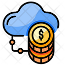 Online Finance Saving Icon