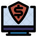 Online Finance Security Icon