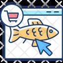 Fishing Fish Seafood Icon